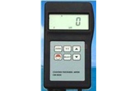 Thickness meter with M&MPRO TTICM-8829F coating