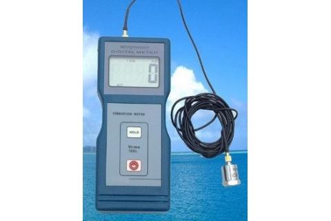 M&MPRO Vibration Meter VBVM-6310