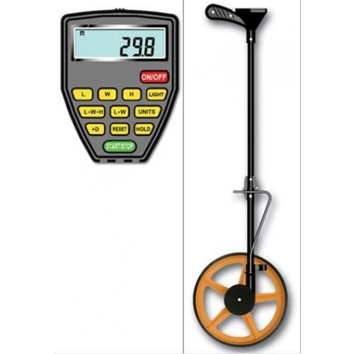 M&MPro Distance Measuring Wheel DMMW300
