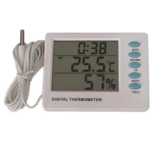 Temperature meter, humidity outside room M&MPro HMAMT109