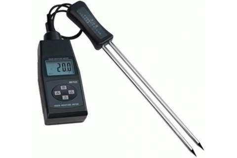 M&MPro Agricultural Seed Moisture Meter 7822