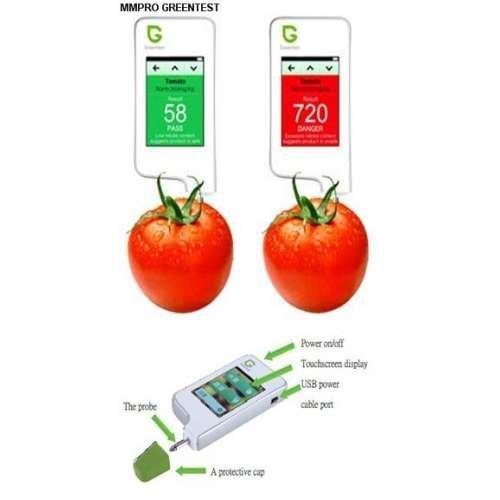 Nitrate M&MPRO Greentest Preservative Tester